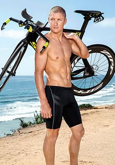 How I Got My Body: Ironman Triathlete Luke McKenzie: Diet : Details