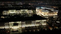 The ornate palace of Erdogan | Welcome Qatar