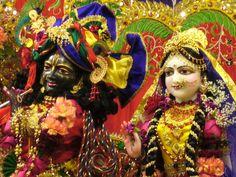Dandavats   How Sri Sri Radha Shyamasundar and Sri Sri Krishna Balarama Manifested in Jaipur
