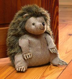 Hedgehog Doorstop