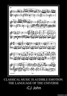 Universe Classical Music, Sheet Music, Universe, Language, Wisdom, Quotes, Quotations, Cosmos, Languages