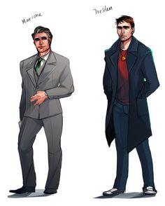 "Gentleman ""Johnny"" Marcone, Baron of Chicago Harry Blackstone Copperfield Dresden, Wizard, Warden, Winter Knight"