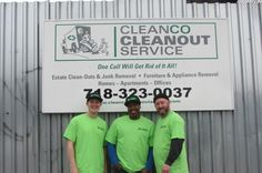 Cleanco Cleanout Service is a junk removal and cleanout company located in Jamaica, New York. They provide junk removal and cleanout services for homes and businesses throughout Queens, Brooklyn, Manhattan, and Nassau County