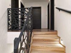 AST PLOTY moderní hliníkové ploty Backyard Pool Designs, Modern Fence, Stairs, Walls, Home Decor, Ladders, Homemade Home Decor, Ladder, Staircases