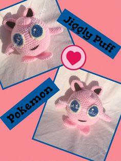 Handmade crochet Pokemon Facebook/Hookedonhandicrafts