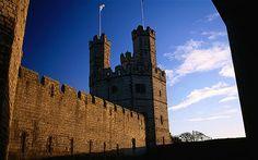 #Caernarfon #Castle, built in 1283