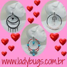 😍Bijuterias e acessórios exclusivos! 🎁❤O presente perfeito para o dia dos namorados tá na Ladybug's ❤ 🐞www.ladybugs.com.br🐞  #acessóriosfemininos #acessóriosmasculinos #acessorios #bijuteria #bijuterias #bijoux #bijuteriaonline #exclusividade #novidades #trendalert #moda #tendencia #lojavirtual #lojaonline #look #brasil #brinco #brincos #maxibrinco #colar #maxicolar #pulseira #pulseirismo #pulsocheio #pulseirafeminina #diadosnamorados #presenteparaela #paraela #amor #romantico