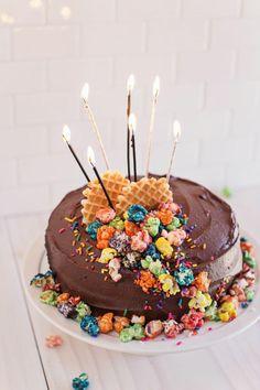 80 et Fabuleux Paillettes d/'or cake topper décoration anniversaire 80th quatre-vingt