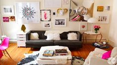 If you're a style addict living in a plain apartment, don't fret, there are plenty of creative ways to add personality and style into your apartment decor.