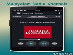 """Malayalam Radio-Mallu Beats FM  Android App - playslack.com , Listen to your favorite Malayalam Radio Channels.Run """"Mallu Beats-Malayalam FM Radio"""" also known as Radio Mallu , and enjoy 24*7 Live malayalam live radio streaming on your mobileThis App Requires good Internet Connection so make sure you are connected to internet before using this app.-Play/Pause/Stop Live Radio Stream-Background Service/Playback-Notification Message-Display Album, Artist & Track Info (v1.2)-Display…"""