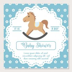 Bebé de dibujos animados lindo y tarjeta de invitación recién nacido Tarjetas Baby Shower Niña, Baby Shower Invitaciones, Baby Design, Baby Shawer, Ideas Para Fiestas, Baby Scrapbook, Baby Boy Shower, Teddy Bear, Vector Freepik