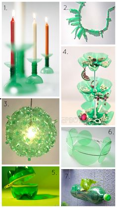 """ReFab Diaries: Upcycle: Re-""""Dewing"""" it . from plastic bottles Plastic Bottle Crafts, Plastic Bottles, Soda Bottle Crafts, Soda Bottles, Recycled Crafts, Diy Crafts, Toys From Trash, Recycled Bottles, Craft Projects"""