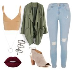 """""""Kylie Kasual"""" by angel-la-la on Polyvore featuring Chicwish, Dion Lee, River Island, Franco Sarto, Roberto Coin and Miss Selfridge"""