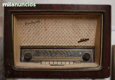 . Radio Antigua Telefunken Gran Orquestra Siglo XX. HiFi. A-1977-FM En muy buen estado de conservaci�n. Ideal para Decoraci�n. Casa R�stica, Moderna, minimalista, Dise�o, Negocio,  Escaparate, bar,.. Estilo Vintage. Classic. Env�ame un email ahora o ll�mame