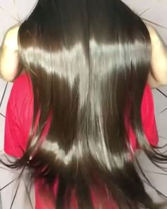 Chocolate Brown Hair Color, Brown Hair Colors, Long Hair Video, Super Long Hair, Grunge Hair, Shiny Hair, Hair Videos, Live Fashion, Hair Looks