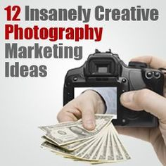 12 Insanely Creative Marketing Ideas for Professional Photographers