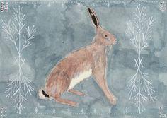 caitlin hinshelwood - christmas hare