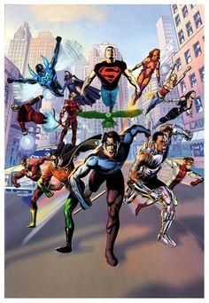 The Titans - Jack Herbert