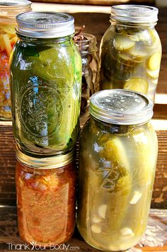 Preserving the harvest part one: Helpful information on preserving food by fermentation and home canning.