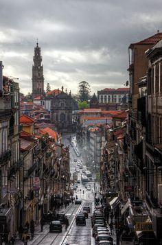 Visit friends in Porto, Portugal