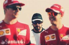 """Fernando Alonso: """"Bahrein fue un gran paso, ahora necesitamos uno pequeño para alcanzar nuestra primera meta"""""""