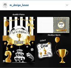 Football concept party design