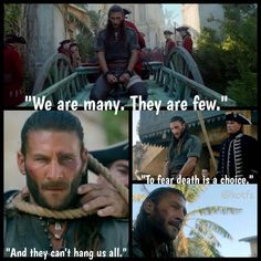Charles Vane- Black Sails