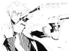 dogs:_bullets_&_carnage giovanni gun miwa_shirow weapon