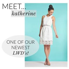 Currently obsessing over our newest #LWD Katherine! Who's with us? #Kirribilla #littlewhitedress #bridal #spring #ootd #lookoftheday