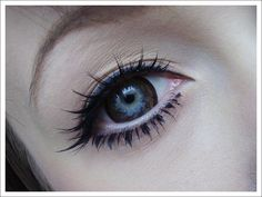 I love the limbal ring which is dark but not black so it gives my eyes a dolly look without looking too unnatural! Contact Lenses For Brown Eyes, Natural Contact Lenses, Cool Contacts, Natural Looks, Cool Eyes, Eye Makeup, Give It To Me, Dark, Ring