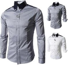 Long sleeve slim fit mens shirt,suit for formal or casual occasion.made of tencel,with a ribbon style,find more ribbon shirt here...