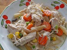 Chefkoch.de Rezept: Hühner Frikassee