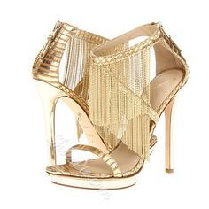 18befdee6555 Shinning Tassels Stiletto Dress Sandals