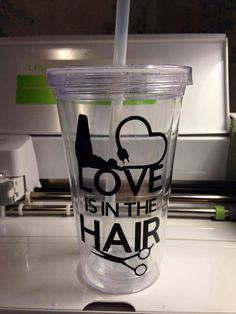 Friend Gifts, Gifts For Friends, Cricut Ideas, New Hair, Shot Glass, Dresser, Gift Ideas, Tableware, Powder Room