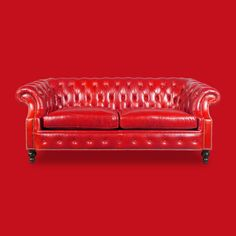 Cecil is a stunning, high-impact Chesterfield sofa with a raised backrest, descending, recessed arm, and all the hand-finished details that make our furniture truly one-of-a-kind. Tufted Sofa, Chesterfield Sofa, Tight Back Sofa, Wash Stand, Custom Sofa, Velvet Sofa, Quality Furniture, Club Chairs, Leather Sofa