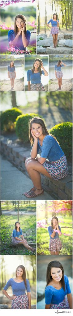 18 ideas for photography girl poses natural grass Senior Portrait Poses, Senior Girl Poses, Girl Senior Pictures, Senior Girls, Senior Posing, Senior Session, Senior Photos, Photography Senior Pictures, Teen Photography