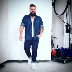 Moda Masculina Plus Size - Sobreposição ( #modamasculina #plussize #modaplussize…