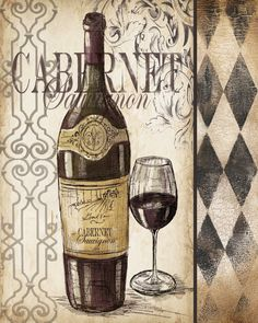 Along with a tantalising range of libation creations wine is also on the menu at - - Vintage Typography, Typography Art, Wine Glass Drawing, Pinot Noir Wine, Wine Painting, White Wine Glasses, Wine Decor, Wine Art, Vintage Wine