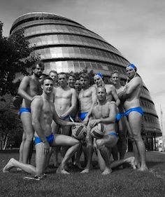 G-TV: London Orca Water Polo: Training Report - Wednesday 23rd May 2012