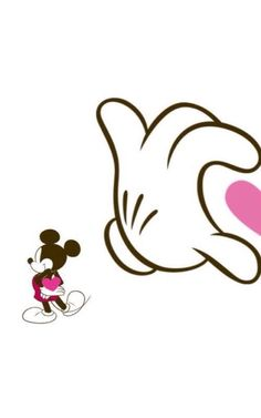 Find images and videos about couple, wallpaper and disney on We Heart It - the app to get lost in what you love. Wallpaper Do Mickey Mouse, Wallpaper Iphone Disney, Cute Disney, Disney Art, Cute Wallpapers, Wallpaper Backgrounds, Iphone Backgrounds, Iphone Hintegründe, Matching Wallpaper