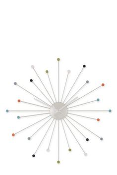 Buy Colour Sputnik Clock from the Next UK online shop