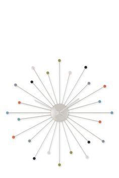 Buy Colour Sputnik Clock from the Next UK online shop