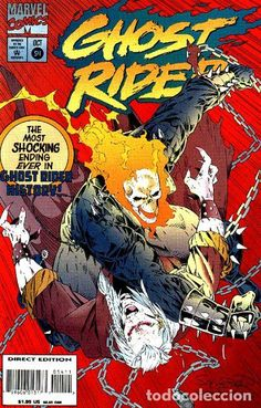 GHOST RIDER #54, MARVEL, 1.994. USA                                                                                                                                                                                 More