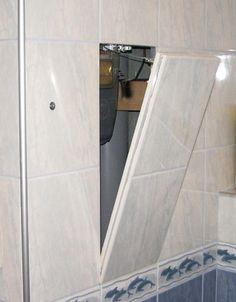 1000 images about bathroom ideas on pinterest bathroom for Bathroom access panel ideas