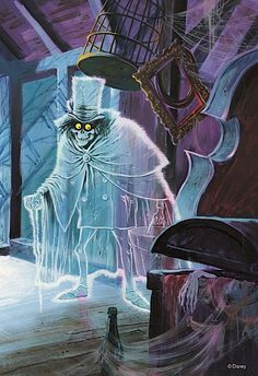 In our discussions today on the Haunted Mansion Organist, the Hatbox Ghost was mentioned as a potential release should their be more releas. Haunted Mansion Disney, Disney Halloween, Halloween Town, Vintage Halloween, Creepy Disney, Halloween Garland, Gothic Halloween, Halloween Ghosts, Halloween 2020