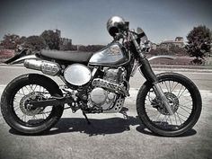 Scrambler-Umbau -  Honda-Dominator Forum Honda Motorcycles, Custom Motorcycles, Custom Bikes, Dominator Scrambler, Scrambler Custom, Tracker Motorcycle, Scrambler Motorcycle, Bobber, Cafe Racer Honda