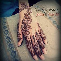 Basic Henna #mehndi #henna #mehendi
