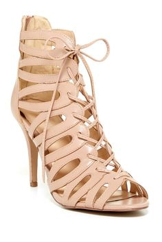 Determined High Heeled Sandal