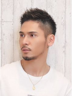 Cool Mens Facial Hair Styles Ideas To Try Asap - Knitters Types Of Facial Hair, Growing Facial Hair, Gents Hair Style, Mens Facial, Tapered Haircut, Asian Men Hairstyle, Boy Hairstyles, Haircuts For Men, Textured Hair