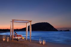 The perfect place for love: Secrets Huatulco Resort & Spa